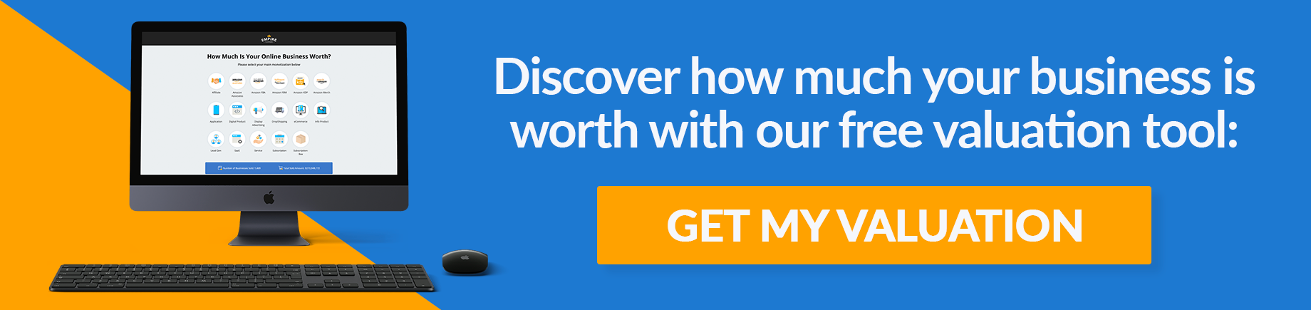 Ready to Sell Your Business? Click Here to Submit