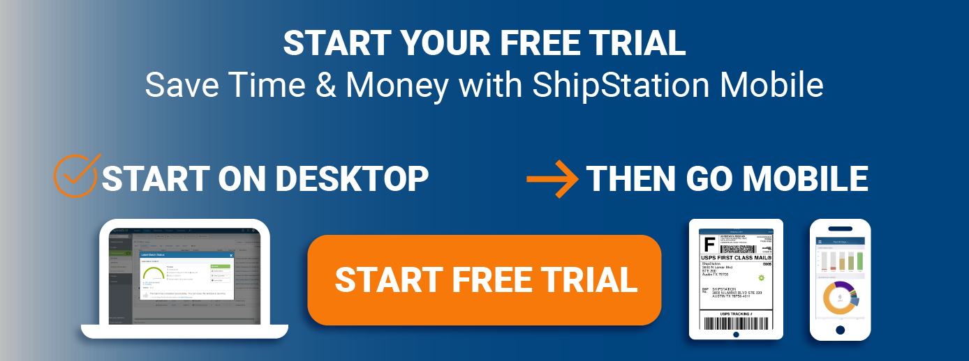 Start Your Free ShipStation Trial