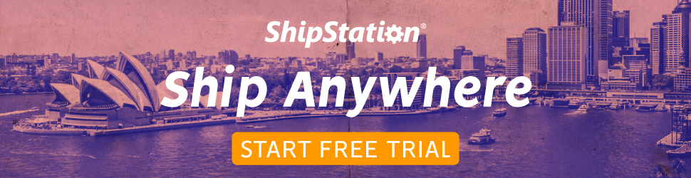 Ship Anywhere with ShipStation. Start a free trial.