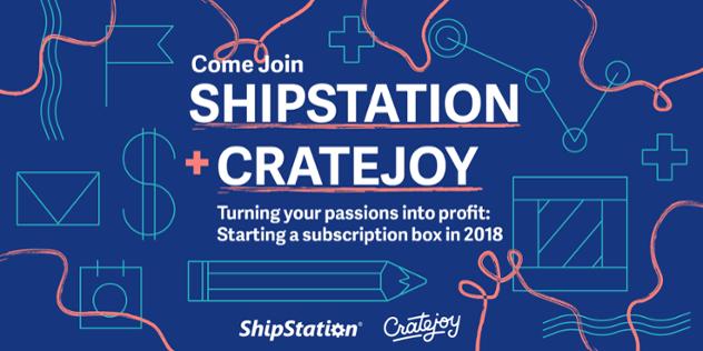 shipstation cratejoy meetup
