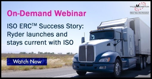 ISO ERC Success Story: Ryder launches and stays current with ISO
