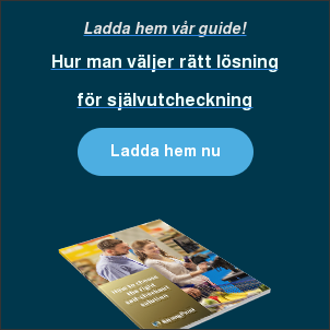 Ladda hem vår guide! Hur man väljer rätt lösning för självutcheckning Ladda hem nu