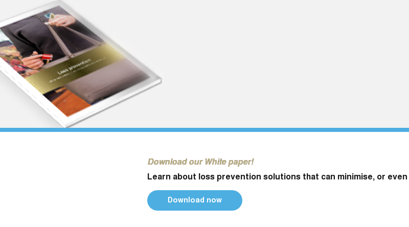 Download our White paper!  Learn who is most vulnerable to shrinkage and what to do about it.  Download now