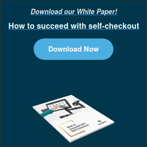 Download our White Paper!  How to succeed with self-checkout Download Now
