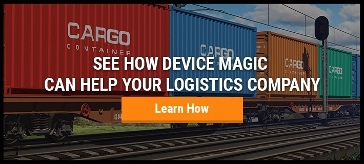 See How Device Magic Can Help Your Logistics Company