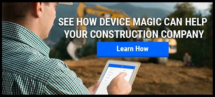 See How Device Magic Can Help Your Construction Company
