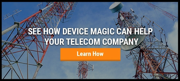 See How Device Magic Can Help Your Telecom Company