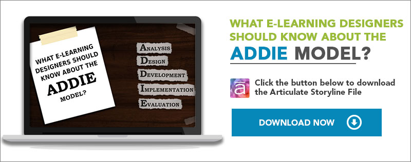 Elearning challenge 16_What elearning designers should know about the ADDIE model_C140