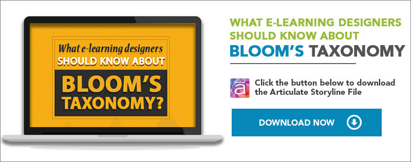 Elearning challenge_18_What e-learning designers should know about Bloom's Taxonomy_C141