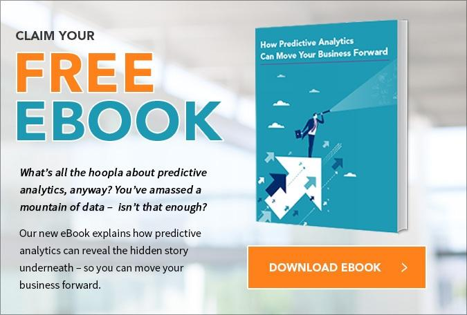 How Predictive analytics can move your Business forward
