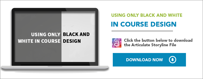 Elearning Challenge - Stock photo Image styles and effects in E-learning Design