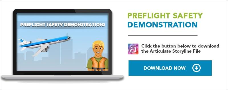 Elearning challenge_17_Preflight Safety Demonstration_C128