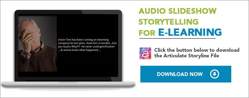 Audio Slideshow Storytelling for E-Learning_elearning challenge 130
