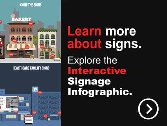 View the Signage Infographic.