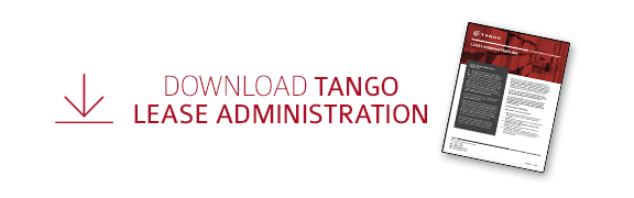 Dowload Tango Lease Administration