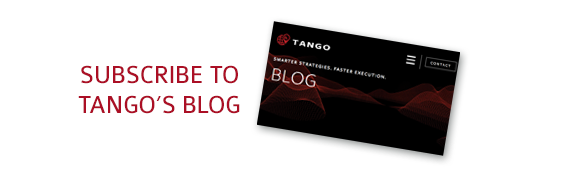 Subscribe to Tango's Blog