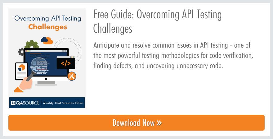 Whitepaper - API Testing