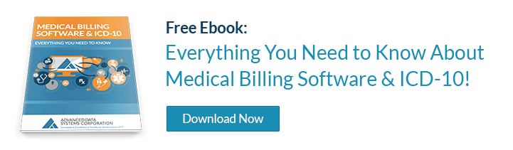 Medical Billing Software and ICD-10
