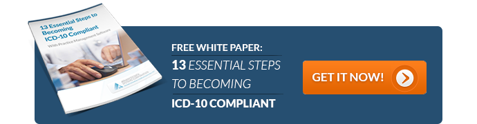 13 essential steps to becoming icd-10 compliant