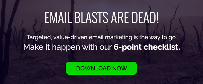 Download our Email Marketing Checklist!