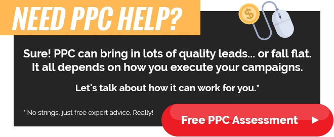 PPC + Inbound? Sure! Let's talk about how it can work for you.