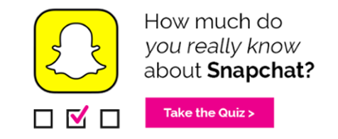 VIEO Design's Snapchat Quiz-How Well Do You Know Snapchat?