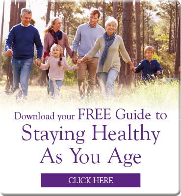 stay healthy as you age