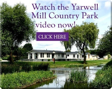 Yarwell Mill Country Park Peterborough Park Homes video