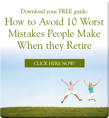 Avoid 10 Worst Mistakes People Make when they retire