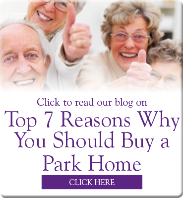 top 7 reasons why you should buy a park home