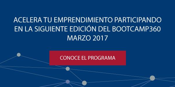 Participa en el BootCamp360