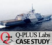 USS FREEDOM: Q-PLUS Case Study