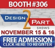 Design-2-Part 2017 Registration