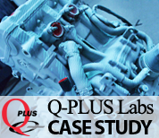 Q-PLUS Labs 3D Scanning CSUF Engine