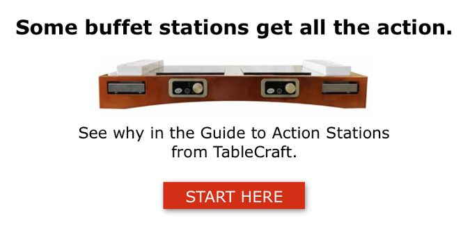 TableCraft Action Station Guide