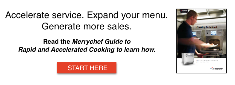 Merrychef Guide to Rapid and Accelerated Cooking CTA