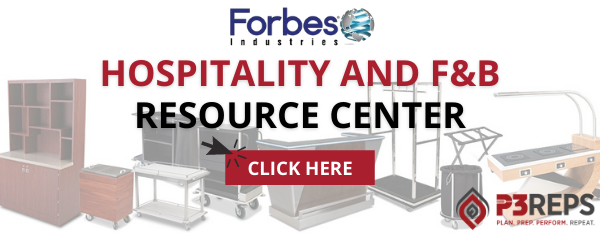 forbes industries hospitality equipment