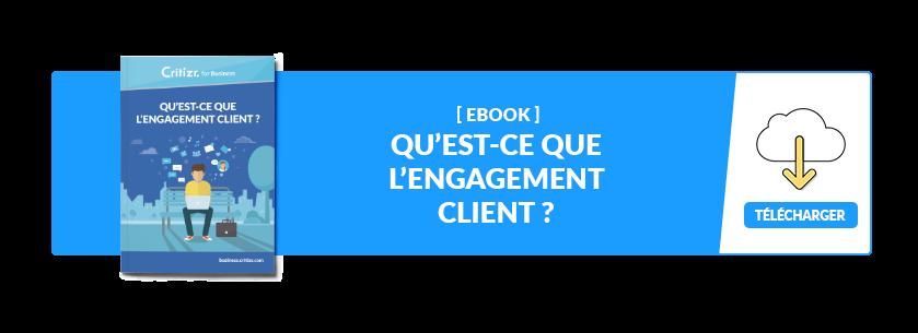 Ebook - Qu'est-ce que l'engagement client ?