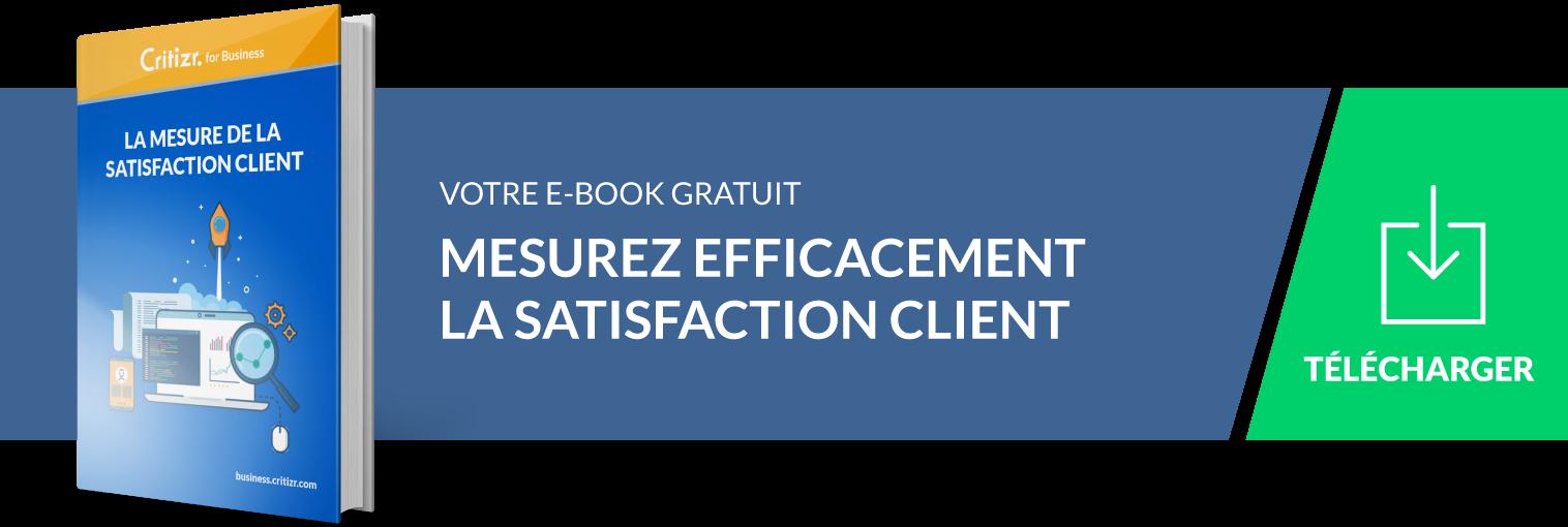 Mesurer la satisfaction client en continu et en omnicanal