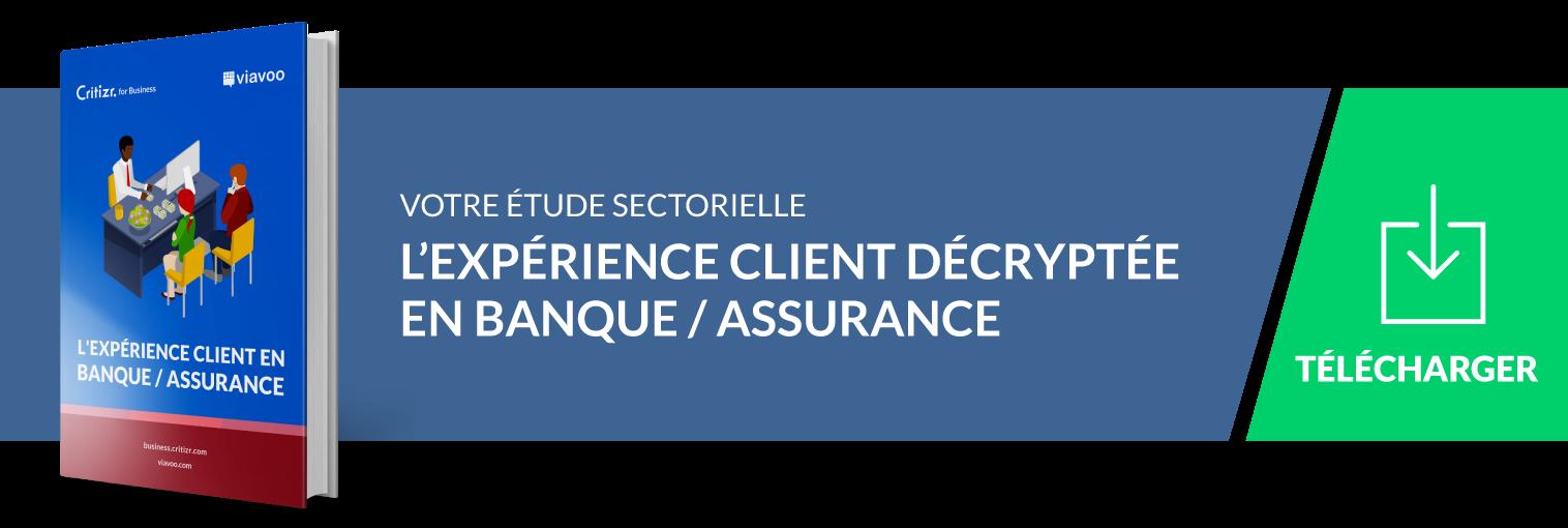 L'expérience client en banque assurance : l'étude 2018 complète