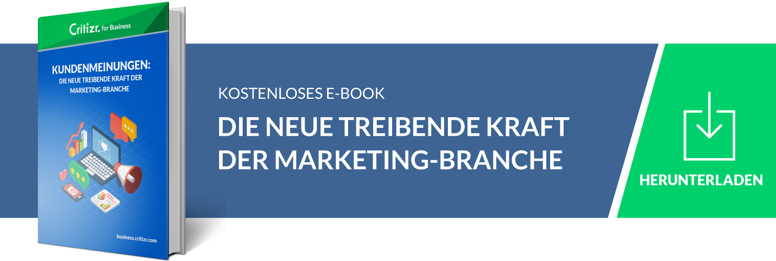 DE Ebook Avis clients : La nouvelle locomotive du Marketing
