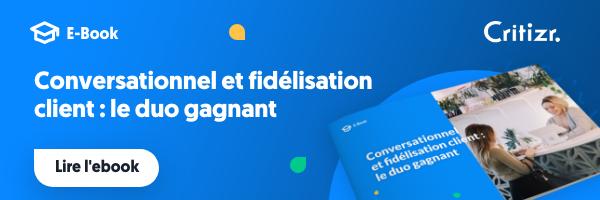 Ebook Conversationnel et fidélisation : le duo gagnant