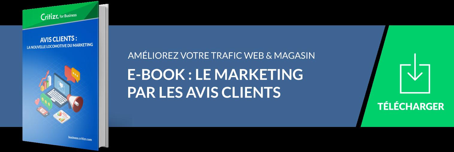 Améliorer votre trafic web & magasin grâce aux avis clients et à l'e-réputation !