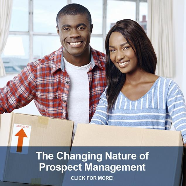 The Changing Nature of Prospect Management