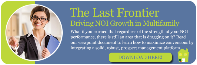 Driving NOI Growth in Multifamily
