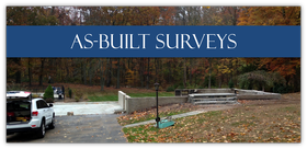 as-built surveys