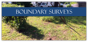 boundary surveys