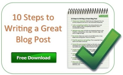 10 Steps to Writing a Great Blog Post