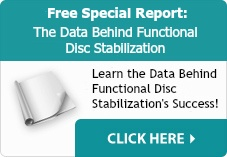 Free Special Report - The Data Behind Functional Disc Rehydration
