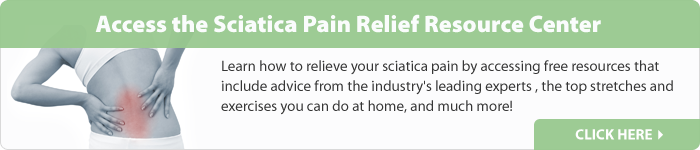 sciatica pain relief resource center